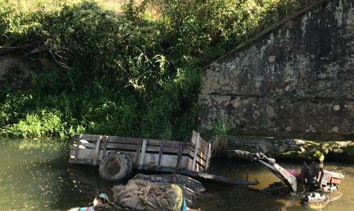 mulher morre ao cair dentro de rio na serra de sc_3